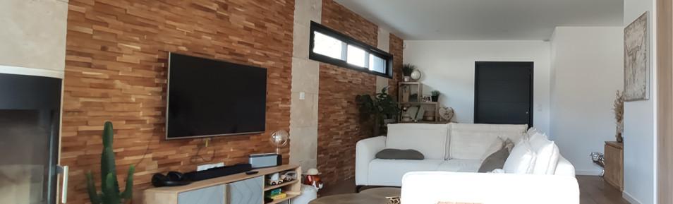 Maison contemporaine RENNES  Francisco Ferrer – Landry – Poterie