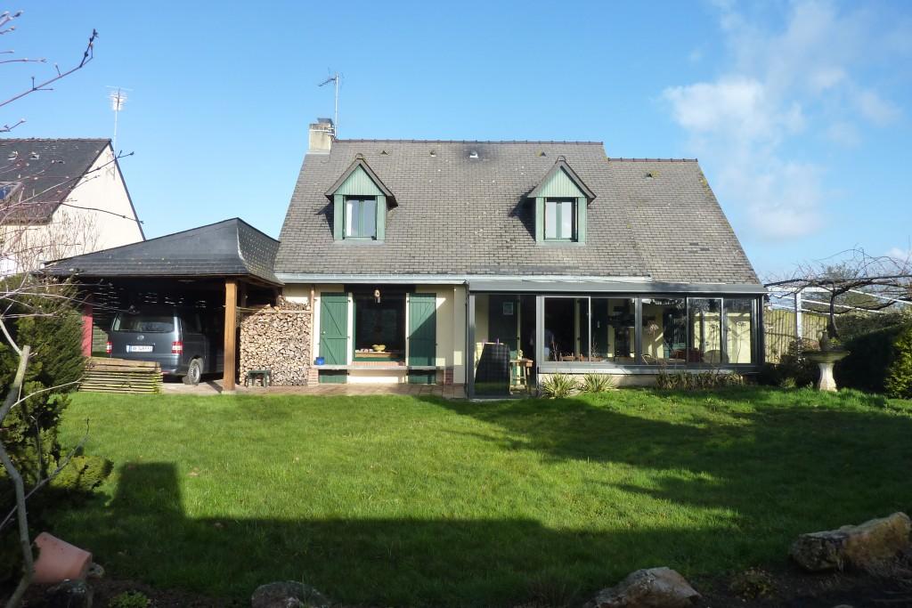 Vente maison vern sur seiche maison t5 proche val d for Louer garage rennes