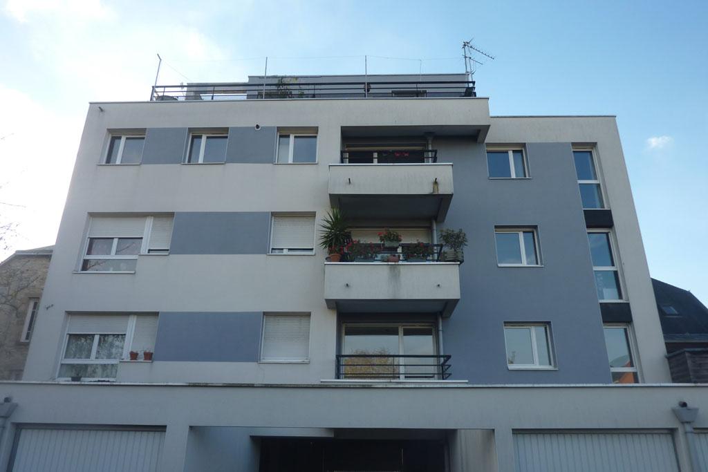Rennes nord saint martin achat vente appartement for Louer garage rennes