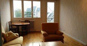 Rennes (35.000) Fac de droit Appartement T3 avec garage.