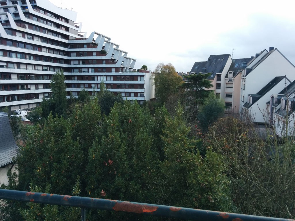 Rennes fac de droit appartement t3 avec garage for Salon de l immobilier rennes