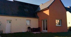 Bourgbarré (35.230) Maison T6/7 de 130m² proche du bourg.