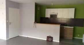 Saint-Armel (35.230) Appartement T3 avec balcon et garage.