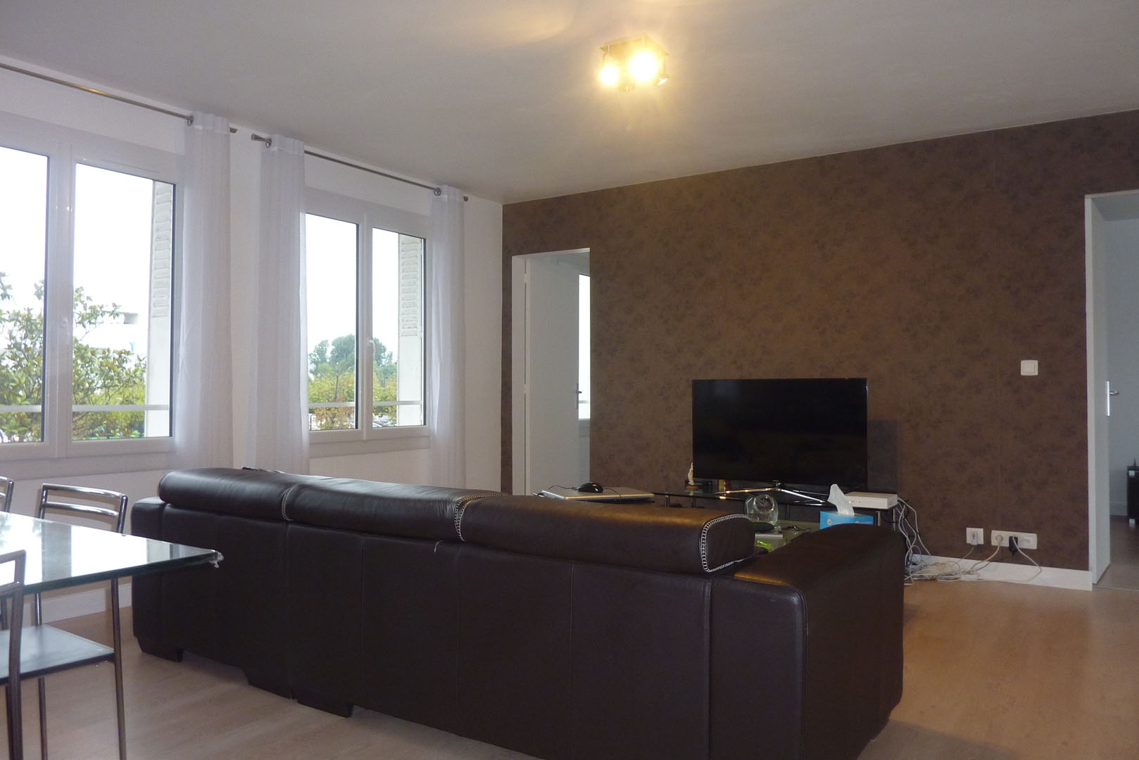 reze appartement t4 pont rousseau agence. Black Bedroom Furniture Sets. Home Design Ideas