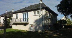 Vern-Sur-Seiche (35770) Maison T4 en plein bourg
