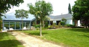 SAINT-GREGOIRE (35.760) Maison d'architecte 240m² sur parc de 2361m²