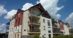 Saint-Armel (35230) T3 avec terrasse et garage fermé