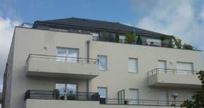 NOYAL-CHATILLON-SUR-SEICHE(35) T3 avec terrasse à 10min de RENNES